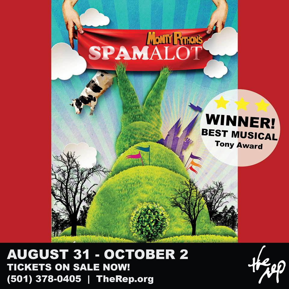 Spamalot (Arkansas Repertory Theatre)