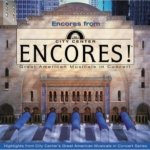 Encores from Encores! CD Artwork